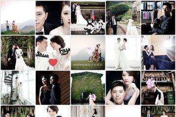 結婚這件事。【CH WEDDING】非正式版婚紗電子檔