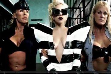 LADY GAGA。【Telephone】MV+歌詞+英文對白翻譯