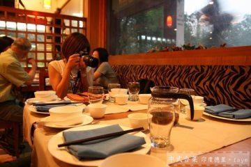 2009。印度。 之七【晚餐 - 中式合菜】印度口味的中式料理