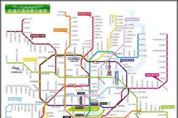 2010上海世博自由行。上海交通概況(地鐵+出租車+磁浮列車)