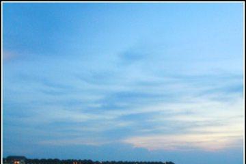 2010馬來西亞。浪漫又做作的海邊晚餐 @黃金棕櫚渡假村