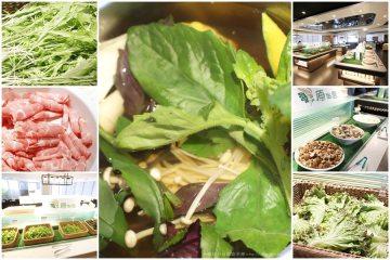台南【原生園】。做牛做馬好健康,來自台東的有機藥草野菜吃到飽!(台南德安店)