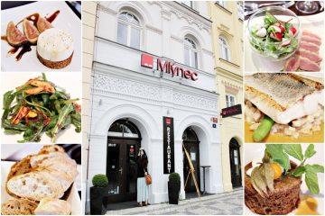 2012捷克蜜月。【布拉格】Mlýnec水車坊,查理橋畔的米其林餐廳初體驗! 《Praha》