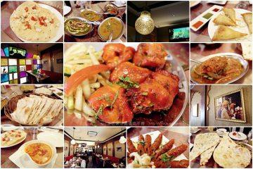 黑吃白吃黑白吃/印度南洋料理