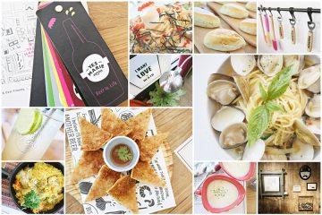 台南【也是瑪莉Yes Marie】。太陽蝦餅很奇妙!每種餐點都來點泰味的小餐館~
