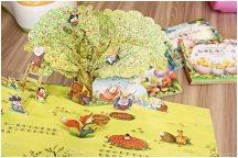 育兒好物。【好好玩神奇的生命立體書】閱讀動手動動腦,給小孩更多元又有趣的刺激