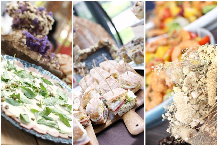 台南【亞米亞米】。義式餐酒派對外送服務,精緻可口、佈置好美,讓派對質感大加分啦!