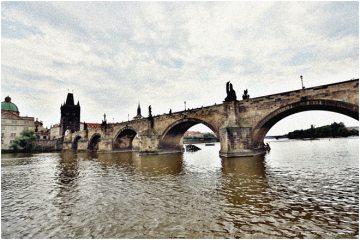 2012捷克蜜月。【布拉格】伏爾塔瓦河遊船好愜意《Praha》